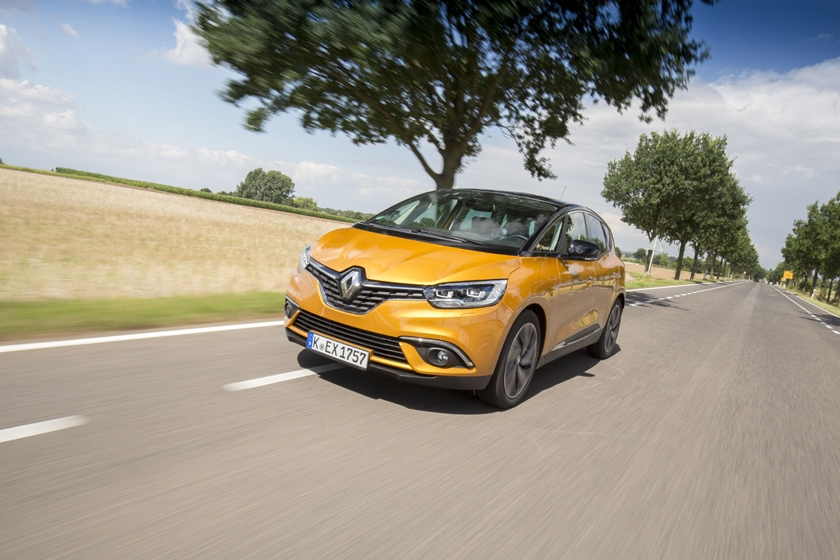 "Renault Scénic ENERGY dCi 130 ist ""AUTO TEST Sieger"" 2017"