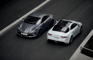 Alpine unveils new Alpine A110S