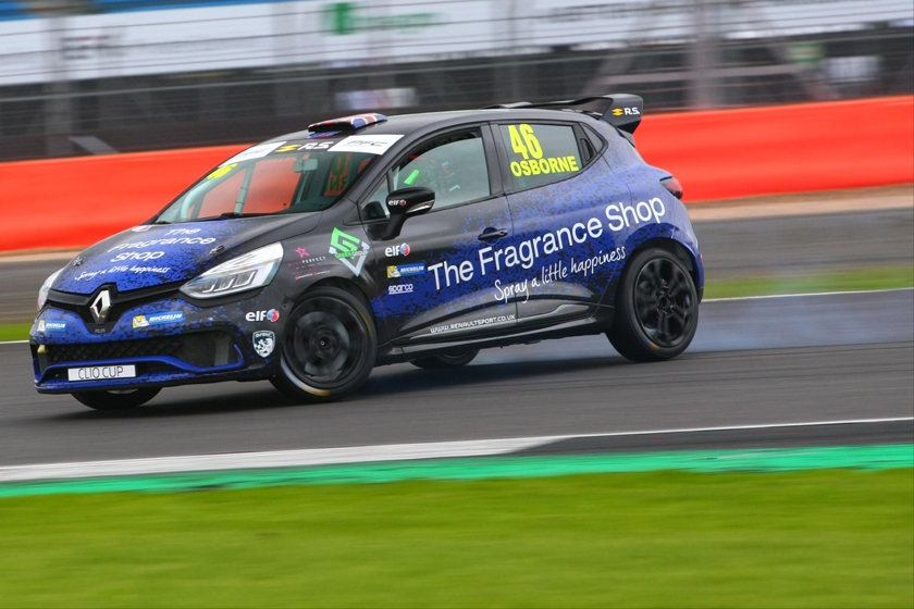 North Notts' Sam Osborne continues with WDE Motorsport team in 2018 Renault UK Clio Cup