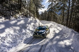 Green light for Clio Rally4