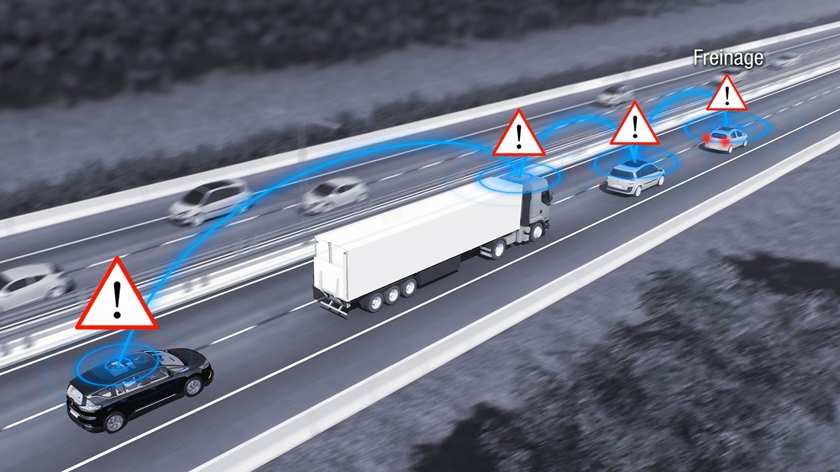 Renault works with SCOOP to prepare infrastructure for tomorrow's autonomous, connected cars