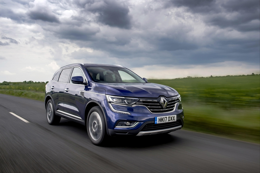 All-New Renault Koleos takes on biggest role yet at BFI London Film Festival 2017