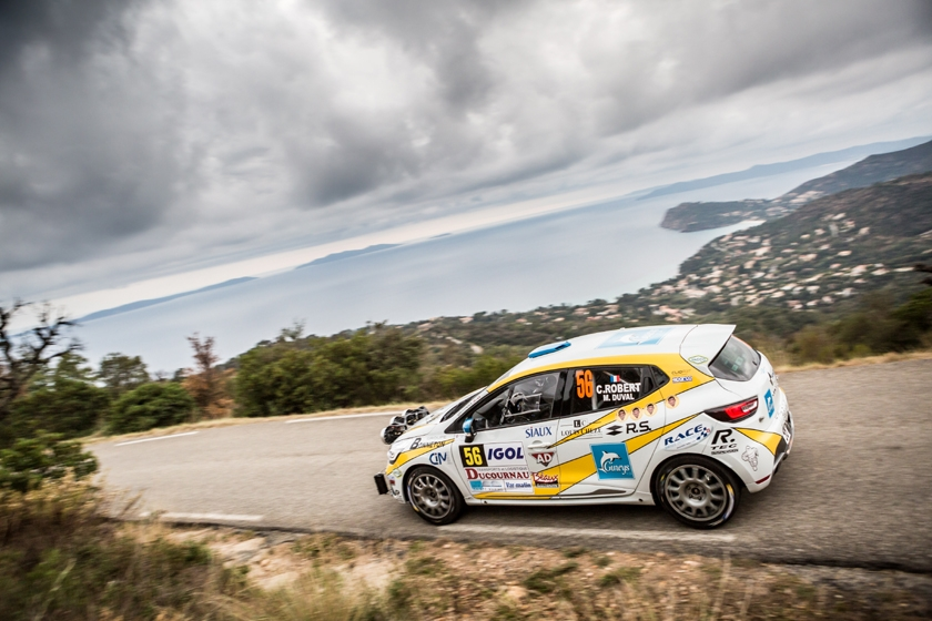 Cédric Robert concludes with another win at Rallye du Var