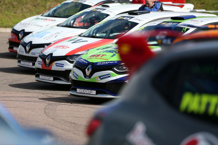 Nine British Touring Car Championship events again for Renault UK Clio Cup in 2018