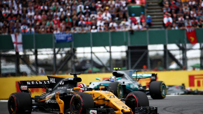 2017 Formula 1 Rolex British Grand Prix, Sunday