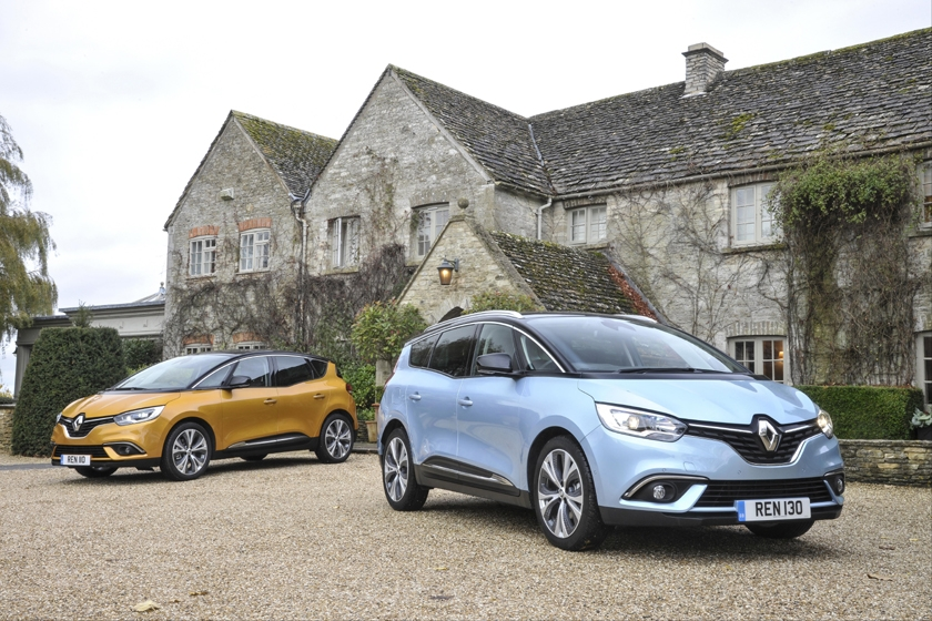 Renault announces UK pricing for new generation petrol engine on Scénic and Grand Scénic