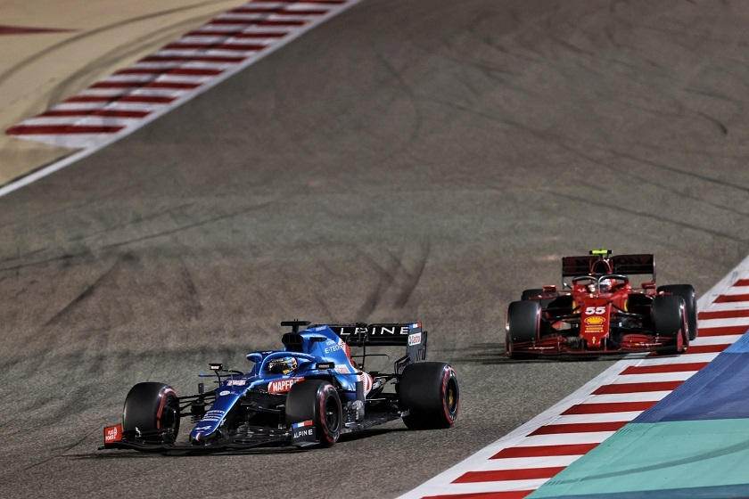 Alpine F1 Team leaves Bahrain empty-handed after hard-fought season opener