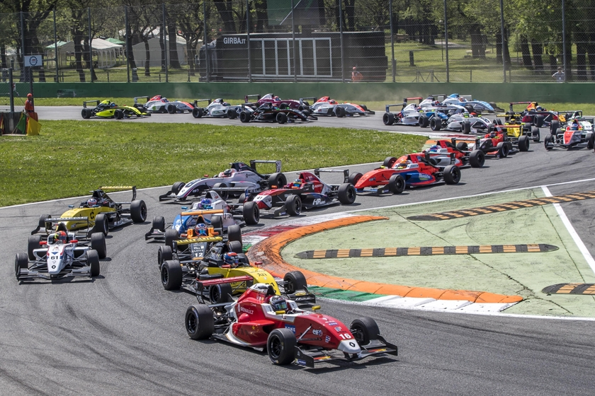 Yifei Ye makes history with his win at Monza