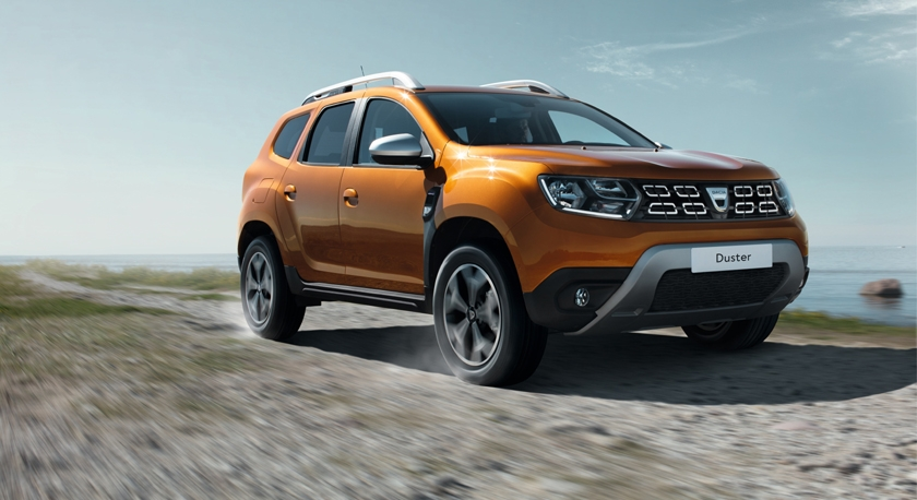 All-new Dacia Duster: World premiere at 2017 Frankfurt Show