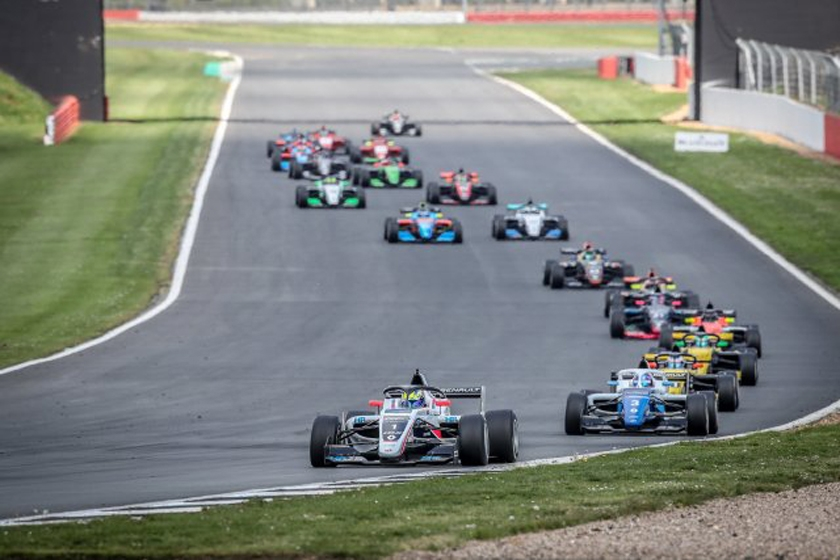 Silverstone double for Oscar Piastri