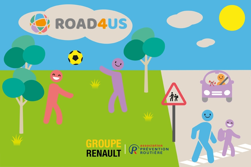 A new Website dedicated to road safety for all