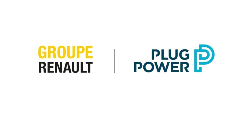 Groupe Renault & Plug Power join forces to become leader in Hydrogen LCV
