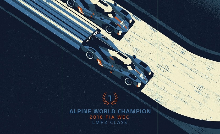 Victory in Alpine's DNA