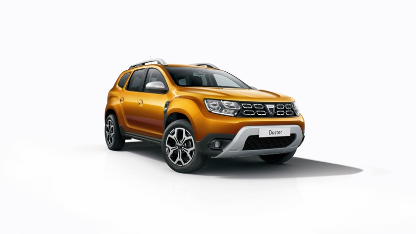 All-new Dacia Duster: more Duster than ever!