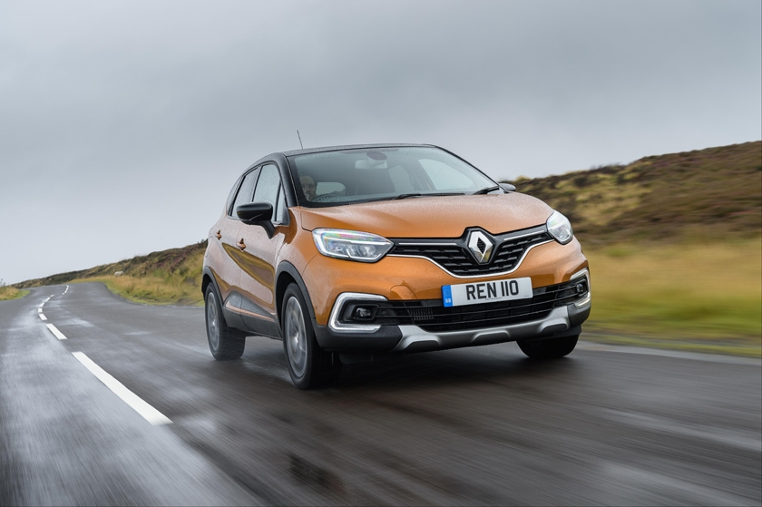 New Renault Captur available with new powertrain