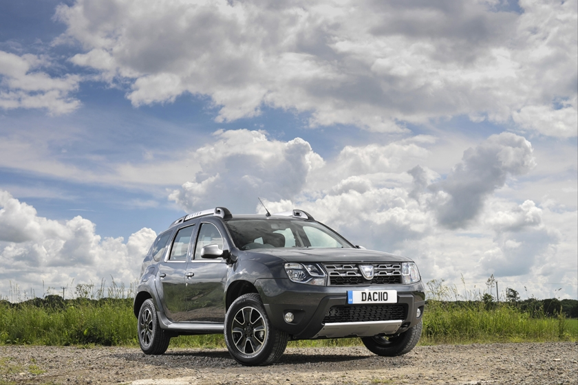 Dacia Duster now available with up to £2,000 Scrappage Scheme allowance