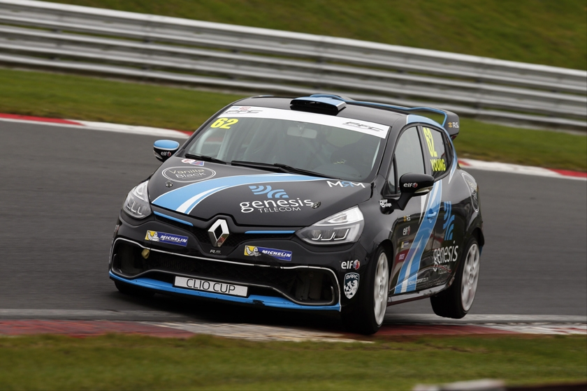 Belfast's Jack Young to defend Renault UK Clio Cup Junior title with MRM Racing team