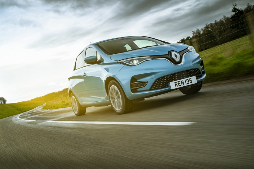 Renault UK maintains £3,500 Plug-In Car Grant on new ZOE during march