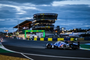 Signatech Alpine Matmut present in the face of adversity