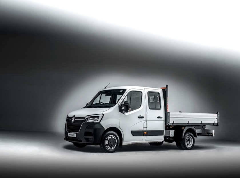 Renault PRO+ Details Master Z.E. new Body Options and Payload