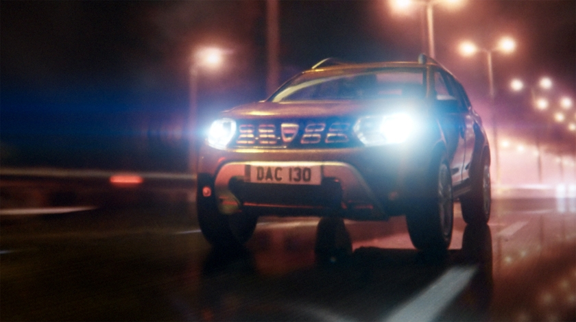 Dacia launches inventive Car Ad made during Lockdown to show You can do a lot with a Little