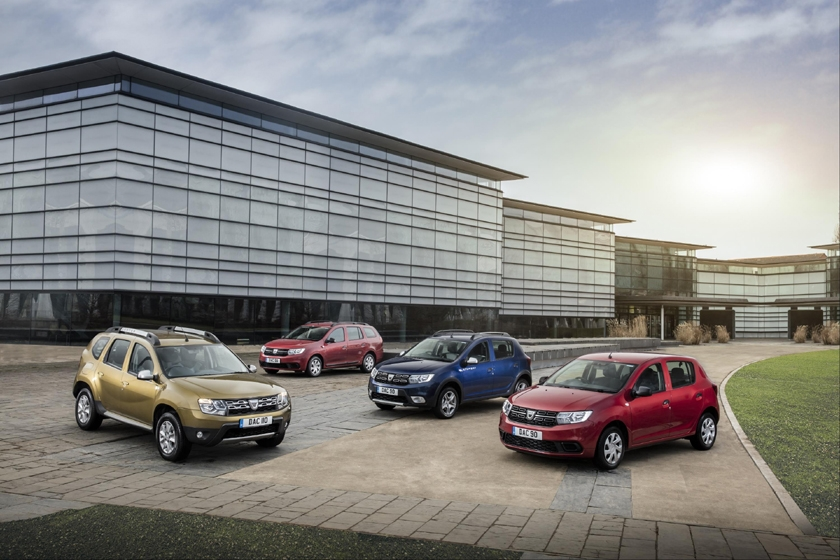 Dacia launches new 'shockingly affordable' offers for 2018